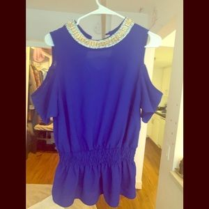 Tops - Women's Blouse great condition worn once